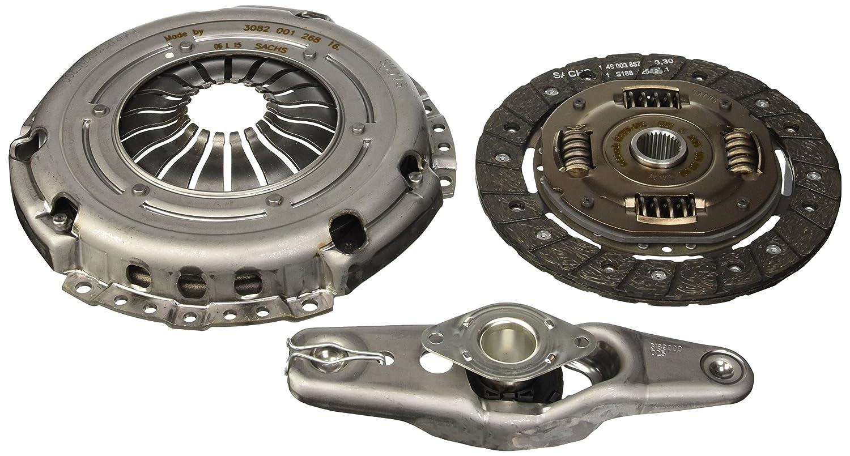 SACHS 3000 950 002 Kupplungssatz ZF TRADING UK LTD 3000950002