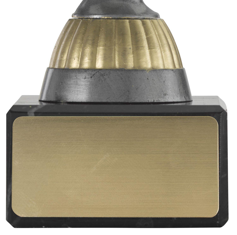 Bowlingpokal PF211 altsilber//gold