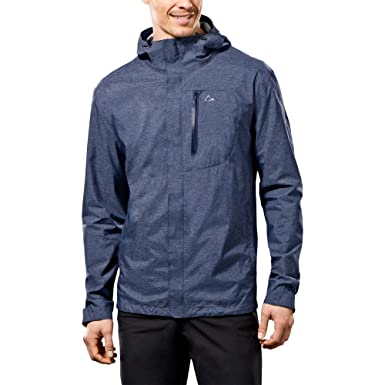 Paradox Waterproof & Breathable Men's Rain Jacket at Amazon Men's ...