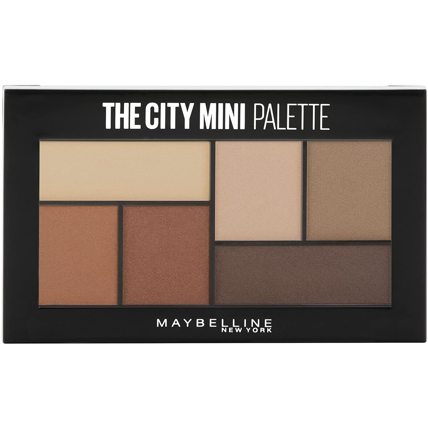 Maybelline Makeup The City Mini Eyeshadow Palette, Downtown Sunrise Eyeshadow, 0.14 oz Maybelline New York K2417100
