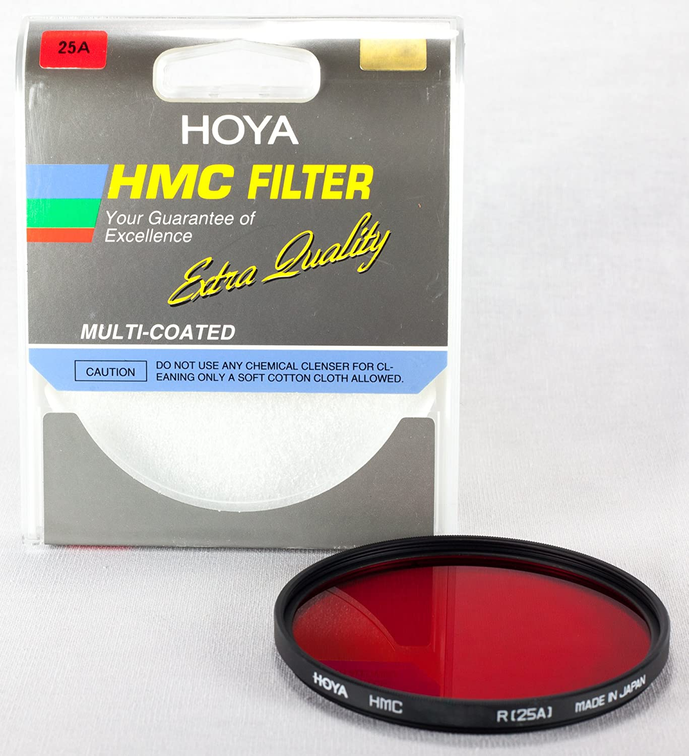 Hoya 62mm HMC Screw-in Filter Red