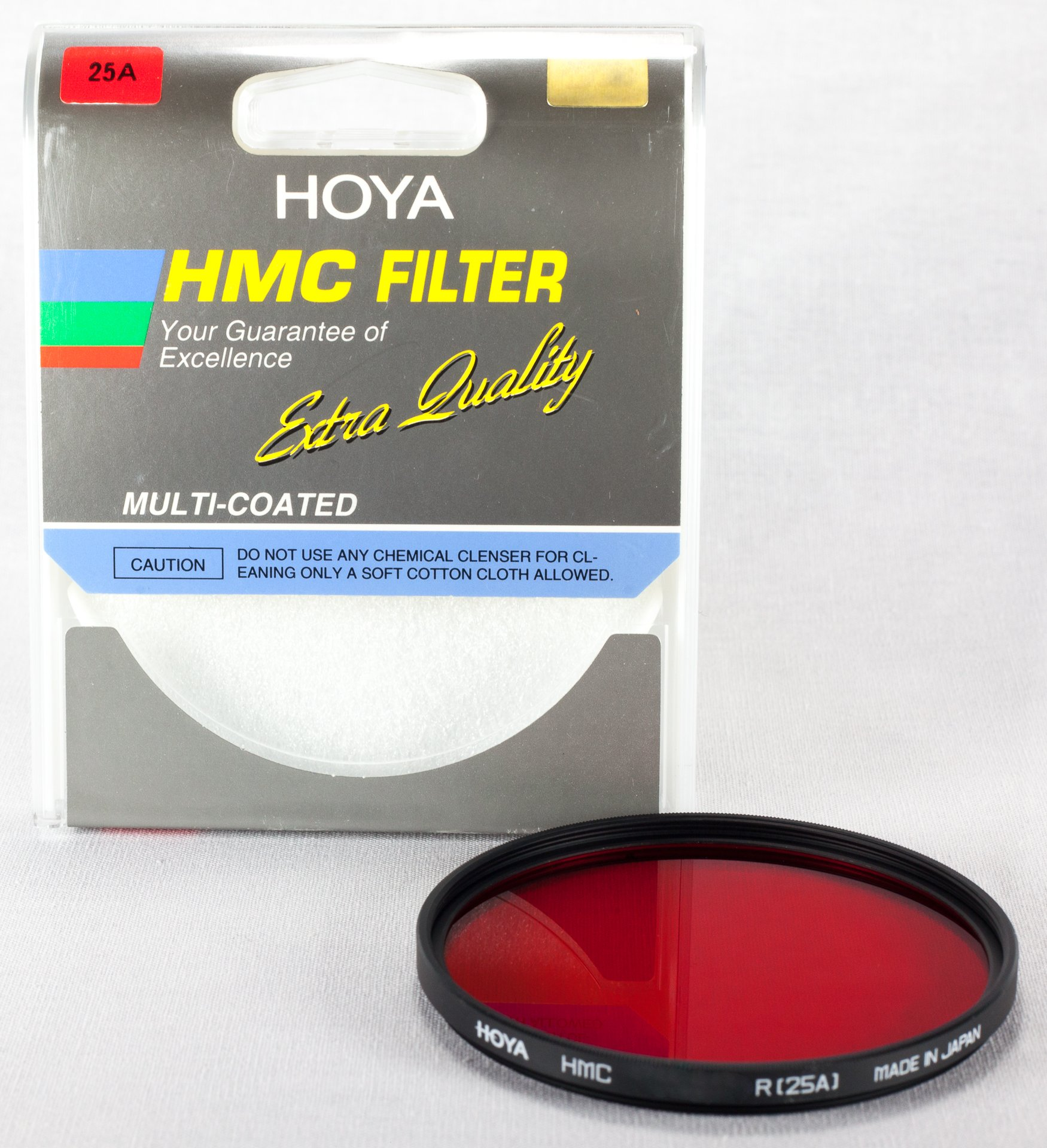 Hoya 72mm #Red 25 Multi Coated Glass Filter by Hoya
