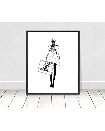 image about Chanel Printable identify : King65irginia Chanel Print Chanel Prints Retail
