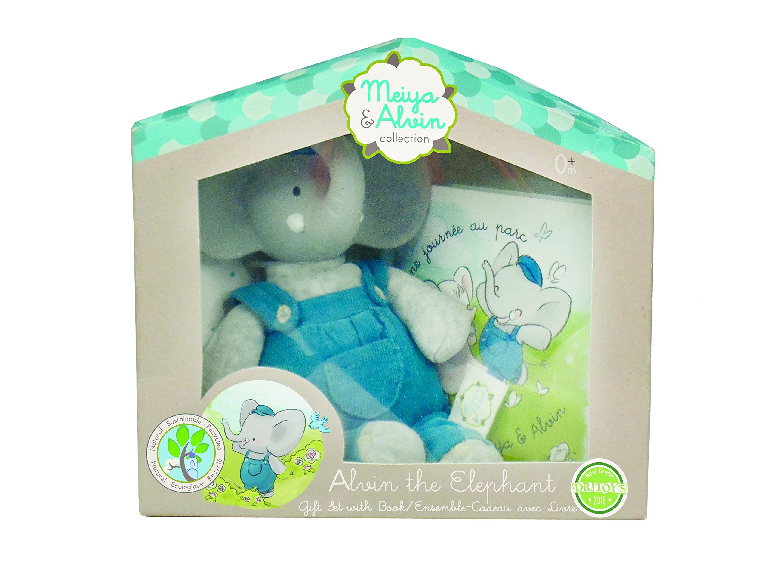 Meiya & Alvin Mini Elephant Gift in Box by Meiya & Alvin