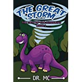 The Land of the Dinosaurs 1 - The Great Storm: stories kid children book,comedy ebook about animal,children joke elementary,a