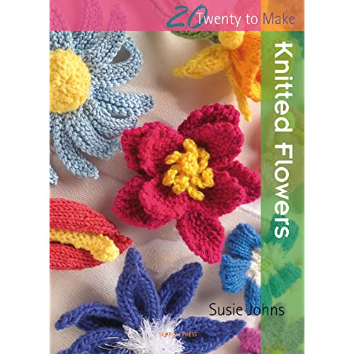 Knitted Flowers Amazon