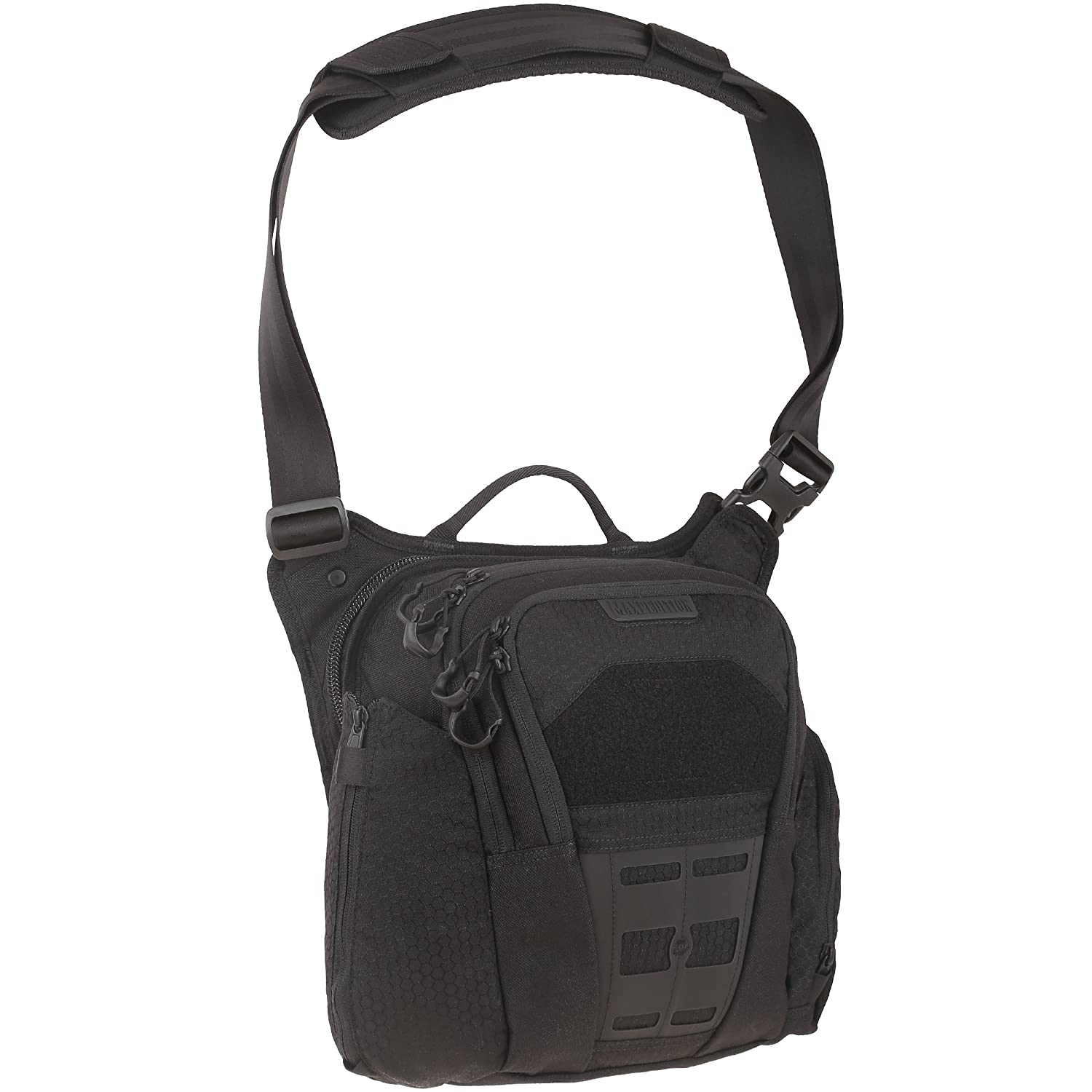 Maxpedition Veldspar Shoulder Bag, Black