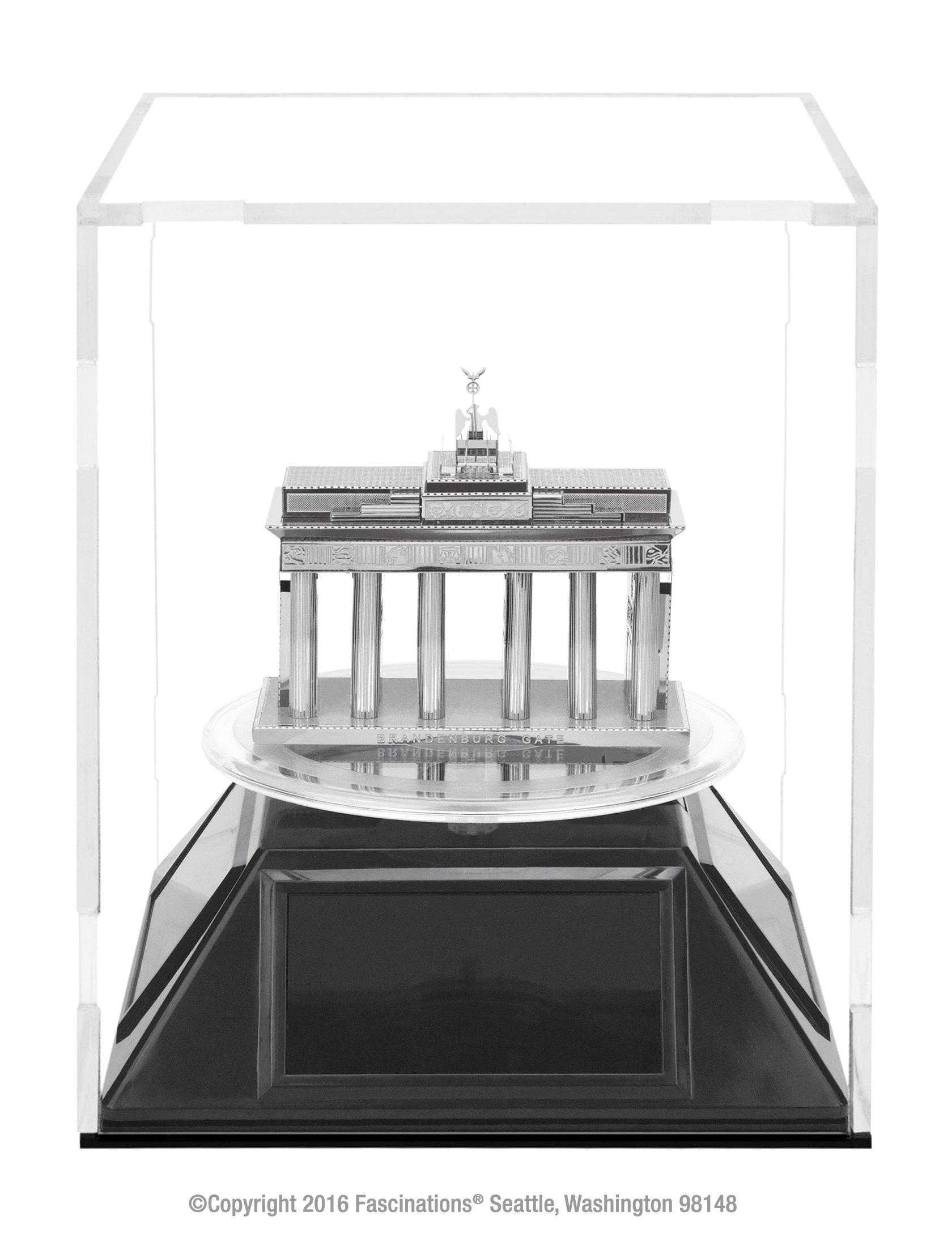 Fascinations Metal Earth Acrylic Display Cube