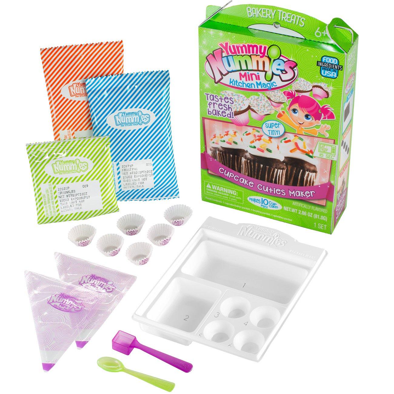 Yummy Nummies Bakery Treats - Cupcake Cuties Maker