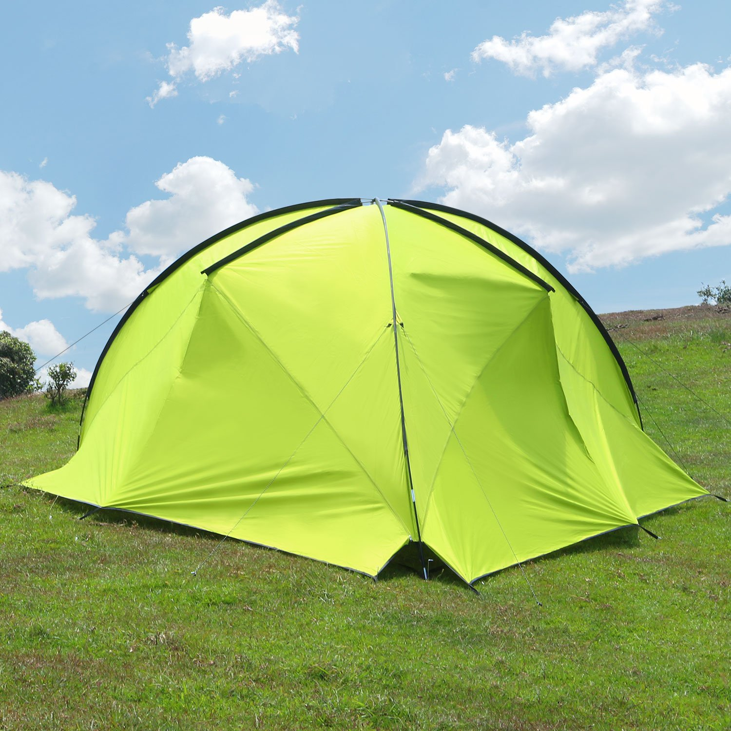awning mountaineering alps mera on lynx stand up tri set review person tent