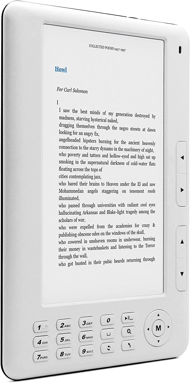 Unotec Ebook Ebook Multimedia de 7