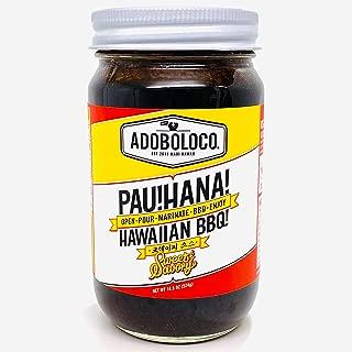product image for PAU! HANA! HAWAIIAN BBQ! - 1, 18.5oz Jar