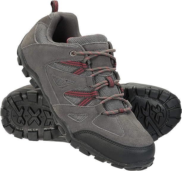 Mountain Warehouse Zapatos para Caminar al Aire Libre de Hombre ...