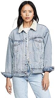 Levis Womens Ex-Boyfriend Sherpa Trucker Jacket at Amazon ...