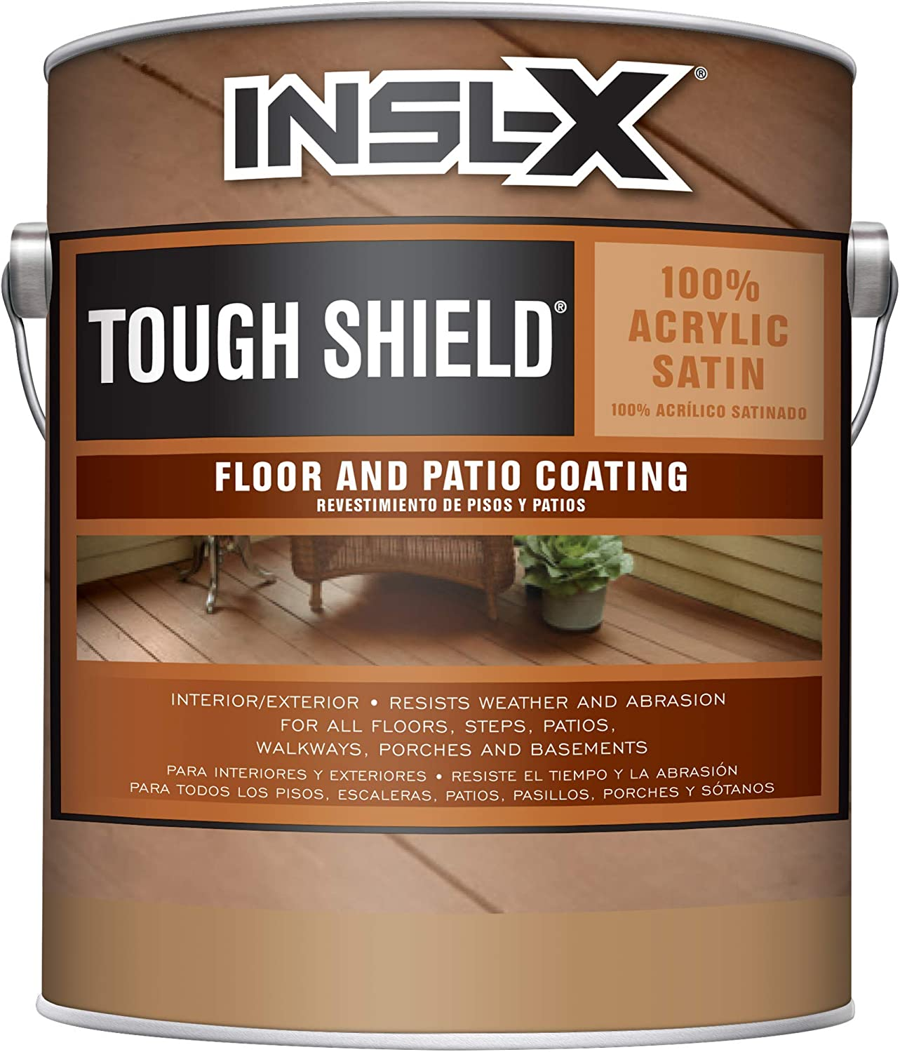 INSL-X deck coating