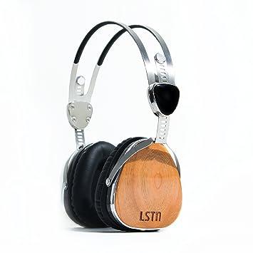 Lstn Troubadours Over-The-Ear Hp s Beech Wood  Amazon.co.uk  Electronics f4c122f7e2