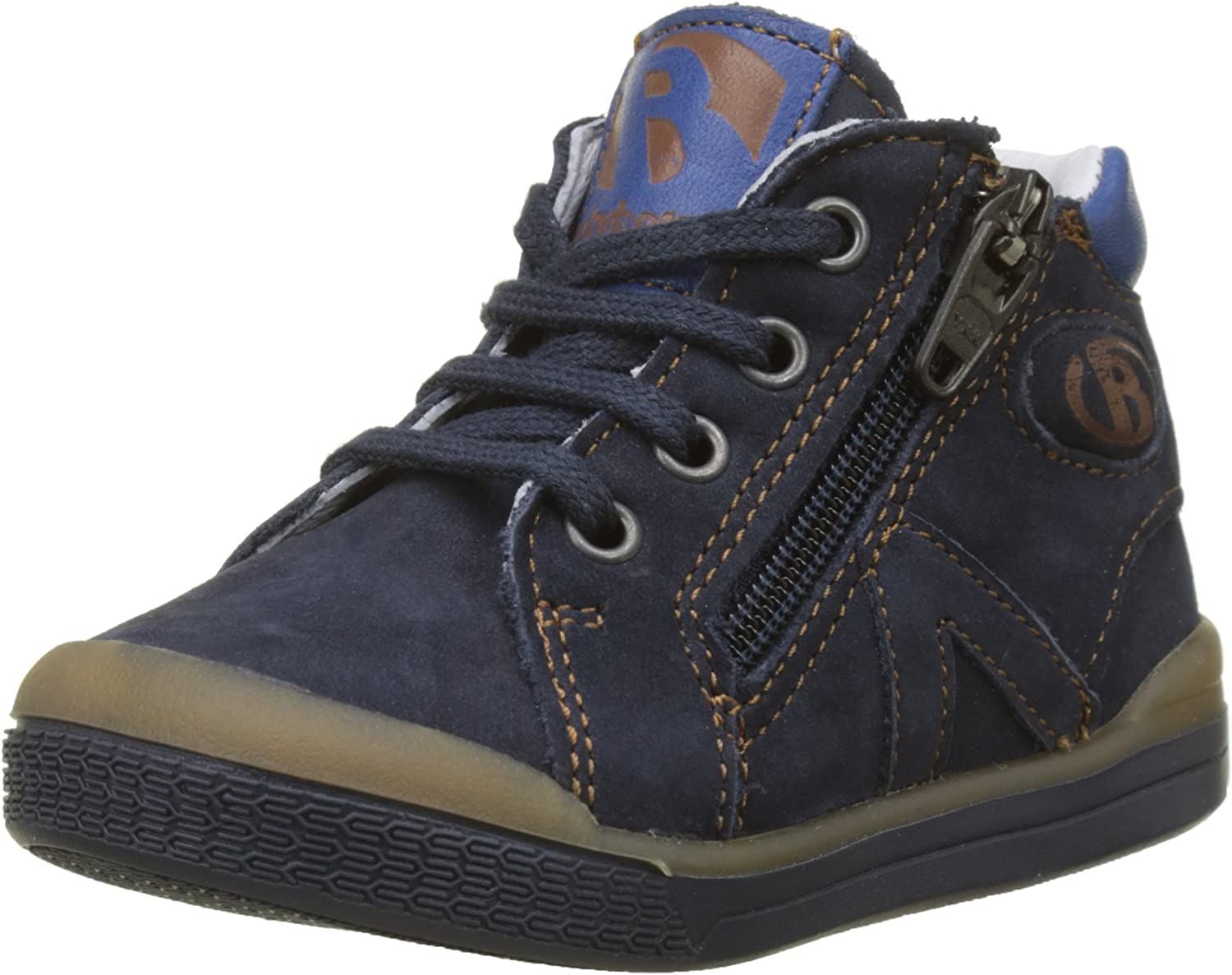 Babybotte Boys B3 Hi-Top Trainers