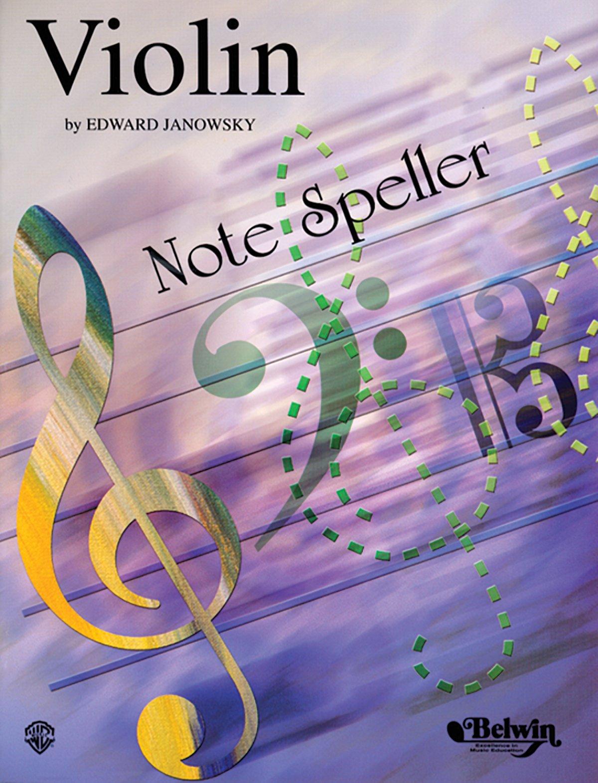Violin Note Speller