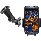 mumbi Auto KFZ Halterung Samsung Galaxy S4 Autohalterung // passt auch mit Hülle Tasche