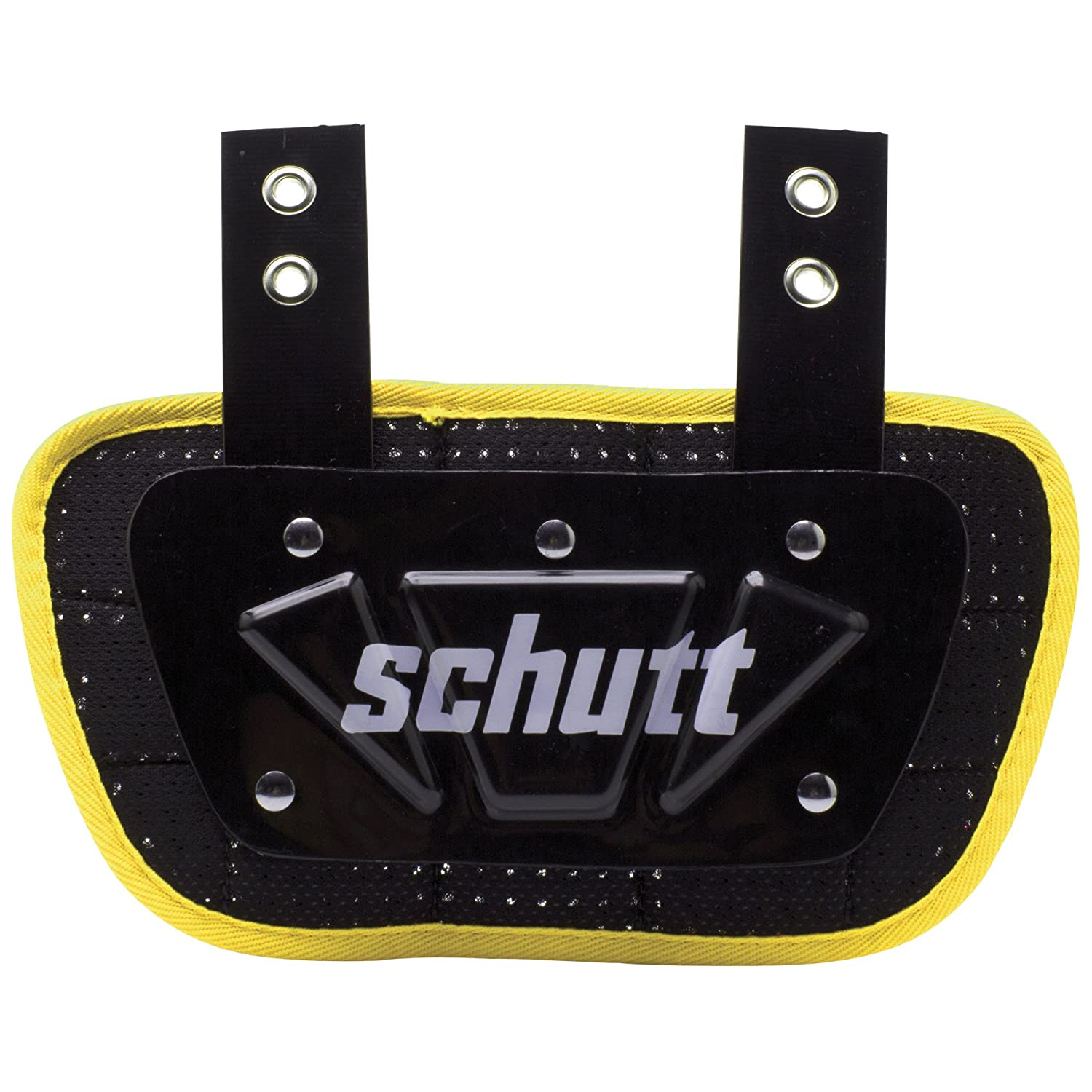 Schutt Sports Neon Football Back Plate