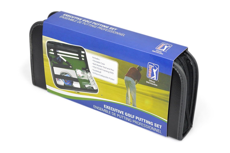 PGA Tour Executive Set de Golf de Oficina, Unisex, Negro, DE: Nicht zutreffend