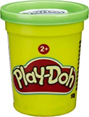 Play Doh Latas, color Verde