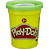Hasbro 孩之宝 Play-Doh 培乐多彩泥 单杯装新版 绿色 B7411