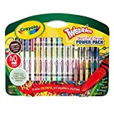 Crayola Twistables Sketch and Draw Power Pack (40 piece set)