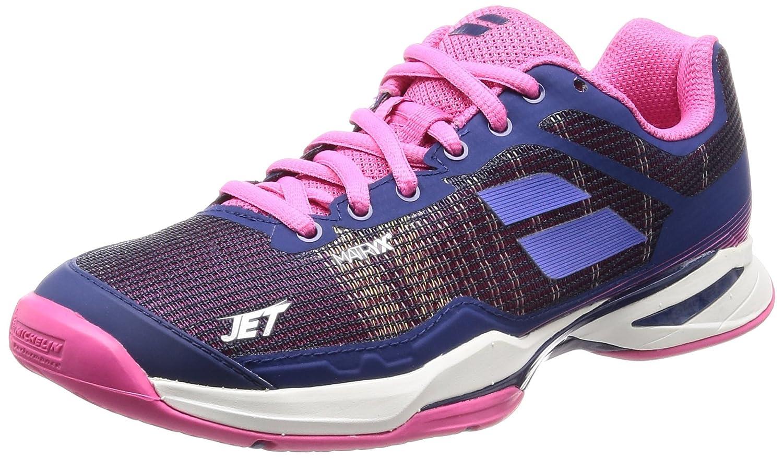 Babolat Women's Jet Mach I All Court Tennis Shoes B079TCW27Y 10 B(M) US|Blue