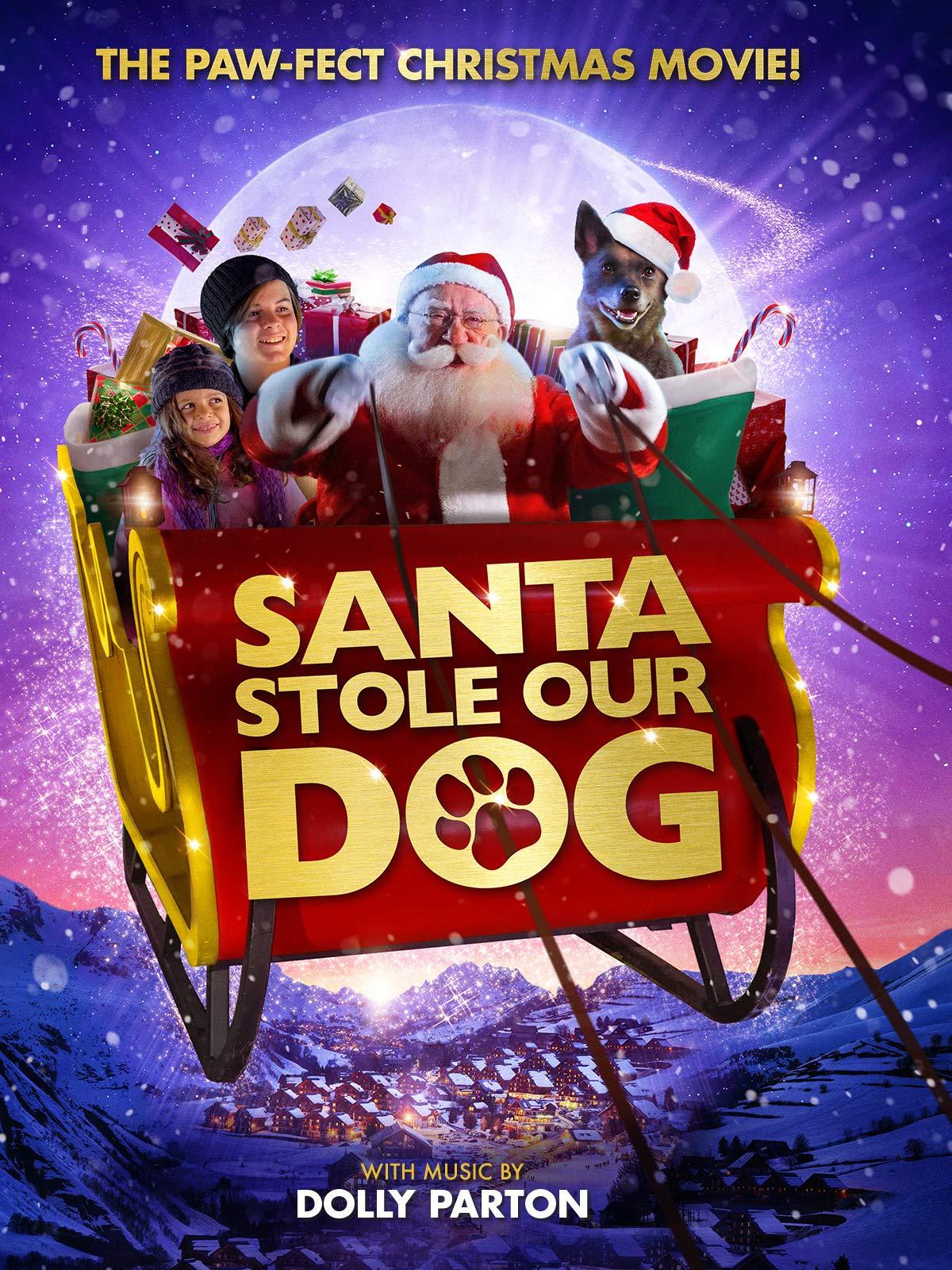 Santa Stole Our Dog