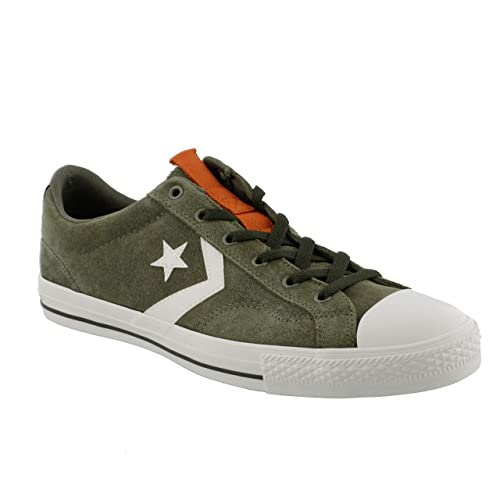 9db0274e9caeb4 Converse Unisex Adults  Star Player Low-Top Sneakers
