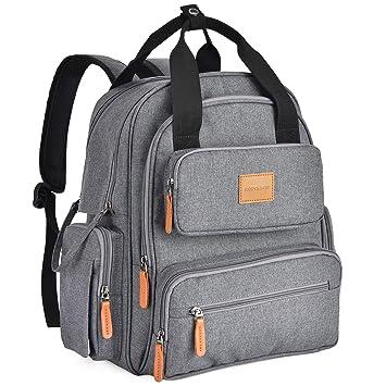Amazon.com   ROOYA BABY Diaper Bag Backpack 3c2e52a10b51b
