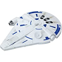 Modelos prefabricados a escala de naves espaciales