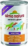 Almo Nature Dailymenu con Pollo Umido Cane Premium Confezione da 24 x 400 g