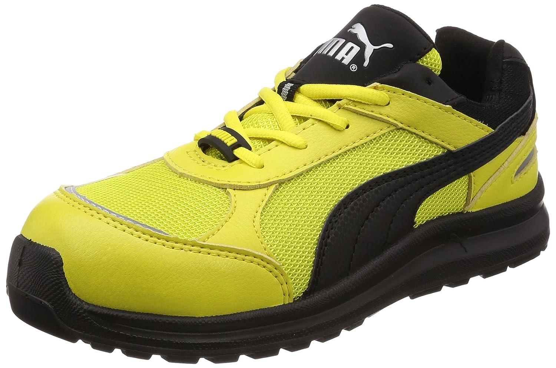 [プーマセーフティー] 安全靴 JSAA規格 セーフティスニーカー スプリントロー 64.33. B01MQNQFGR 25 cm イエロー