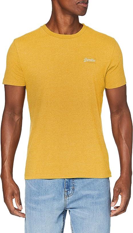 TALLA XS. Superdry OL Vintage Emb tee Camiseta para Hombre