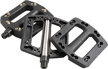 Black Odyssey JC//PC Plastic Pedals