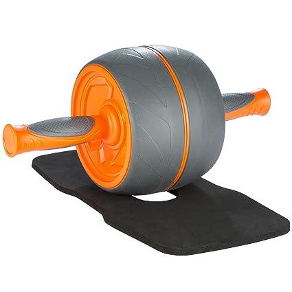 Ultrasport Aparato de abdominales AB premium, aparato de entrenamiento doméstico de construcción especialmente robusta,