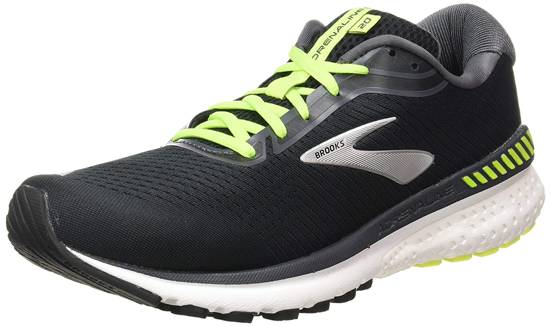 Brooks Adrenaline GTS 20, Zapatillas para Correr para Hombre, Black Nightlife White, 40 EU: Amazon.es: Zapatos y complementos