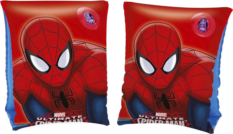 Manguitos Hinchables Bestway Spiderman: Amazon.es: Juguetes y juegos