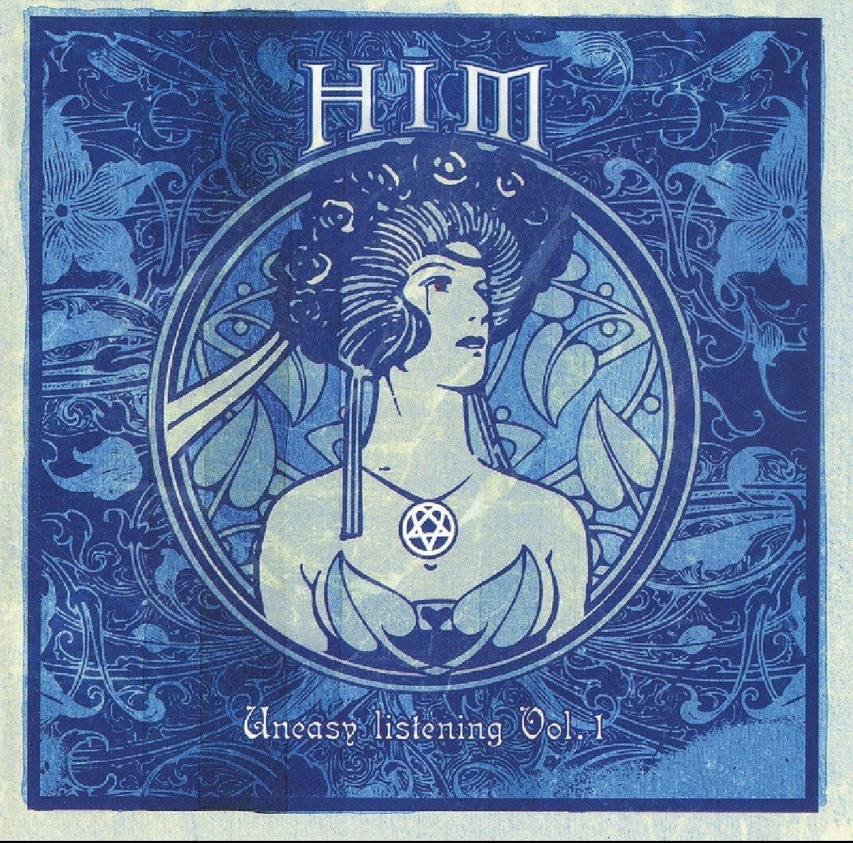 CD : HiM - Uneasy Listening Vol 1 (Holland - Import)
