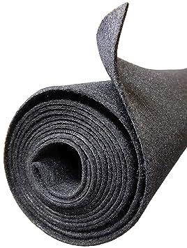 16 feet x 3.75 feet Wide Polymat Charcoal / Dark Grey Speaker Box Carpet Rv Truck Car Trunk and Interior Liner, Dj Cabinet Carpet: Amazon.ca: Electronics
