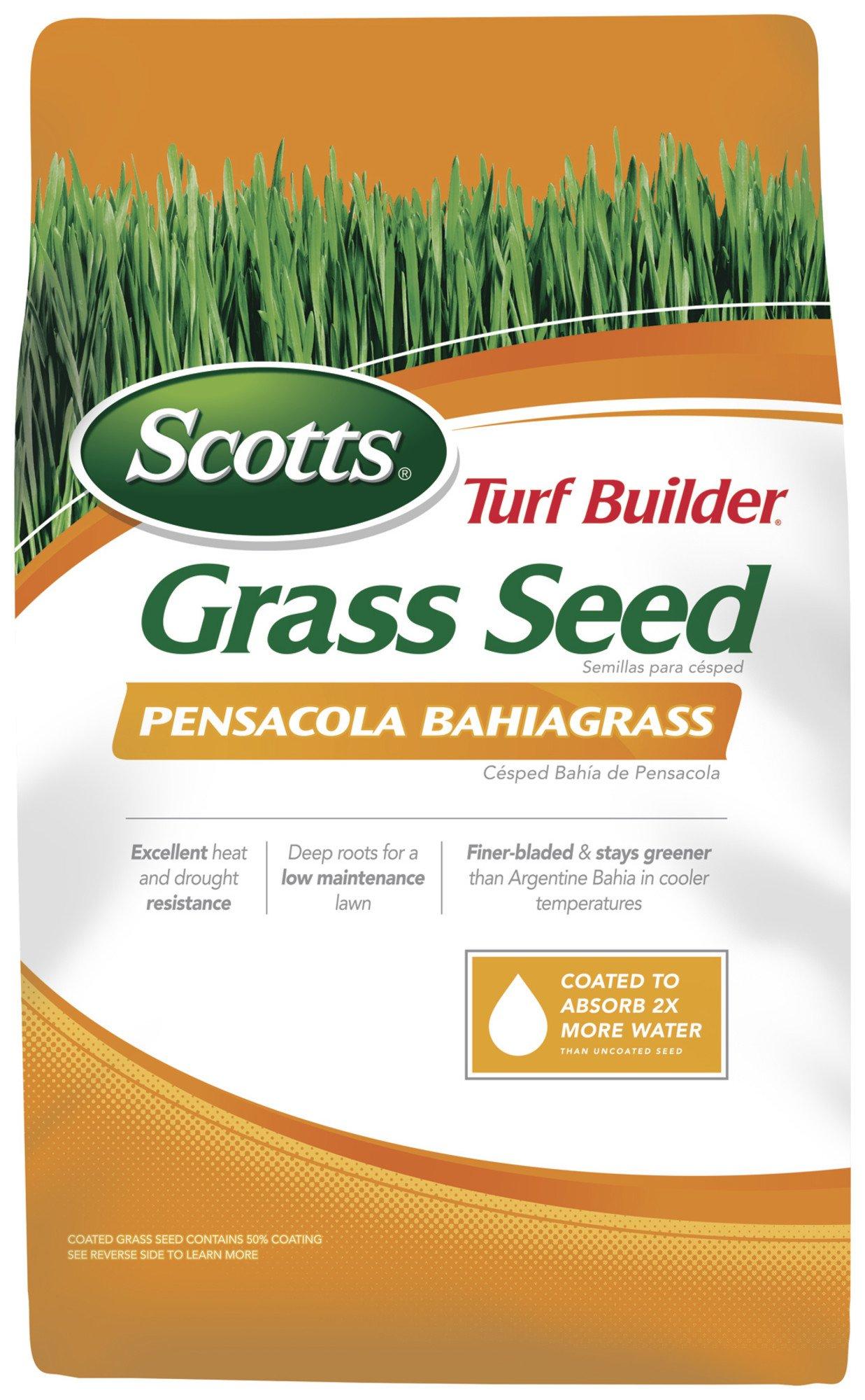 Scotts 18103 Pensacola Bahia Turf Builder Grass Seed