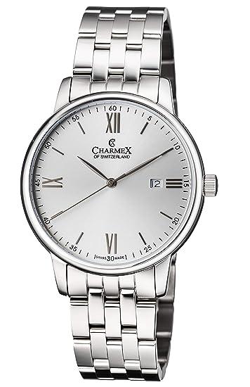 Charmex of Suiza Kyalami Reloj de Lujo para Hombre | 41 mm Fabricado en Suiza |