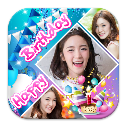 Amazon.com: Birthday Frames Collage Maker: Appstore For