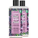 Love Beauty and Planet Relaxing Rain Body Wash Enjoy Soft, Smooth Skin with a Soothing-Relaxed Feel Argan Oil and…