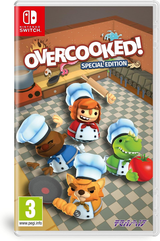 Overcooked - Nintendo Switch [Importación italiana]: Amazon.es: Videojuegos