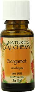 Nature's Alchemy Essential Oil Bergamot, 0.5 fl oz