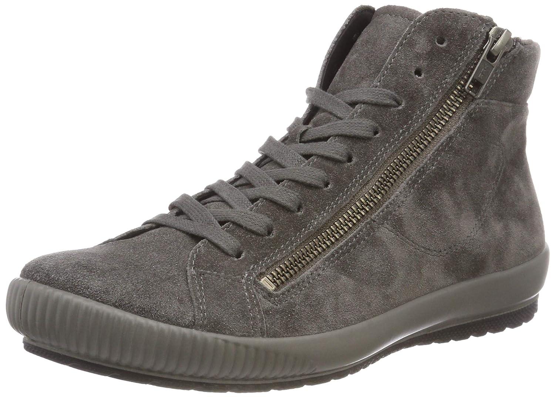 Legero Tanaro, Zapatillas Altas para Mujer 38.5 EU|Gris (Stone 94)