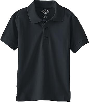 Dickies Camisa KS234 Niño de Manga Corta Polo Piqué